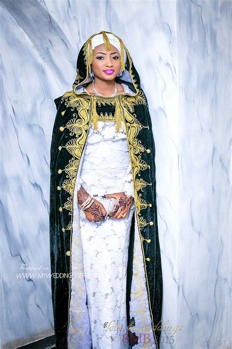 african bridal outfits hausa style  beautiful