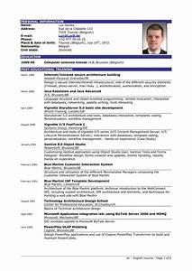 Sample Resume For Ojt puter Science Students College