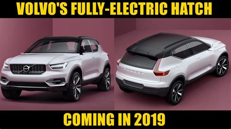 Volvo 2019 Electric by Volvo S Fully Electric Hatchback To 500 Km 310