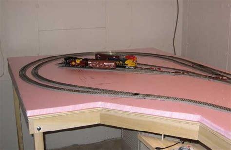 ho scale model train layouts model train table plans