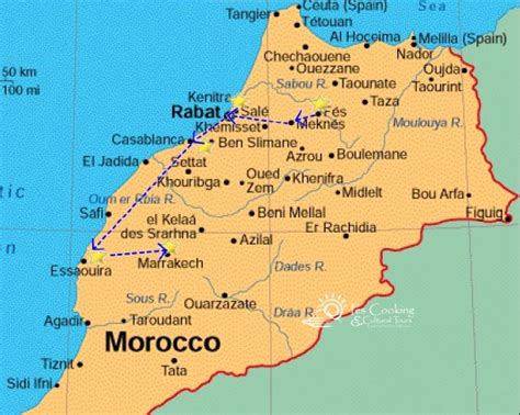 Carte Maroc Avec Villes by Morocco S Imperial Cities Tour 7 Nights From Fes Fes