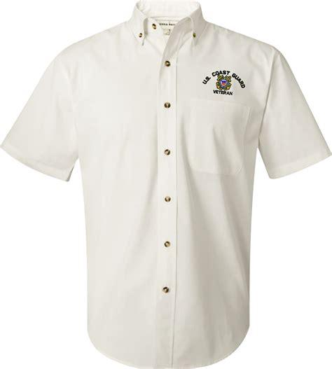 Embroidered Sleeve Shirt united states coast guard custom embroidered sleeve