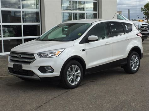 ford escape se  door sport utility  winnipeg
