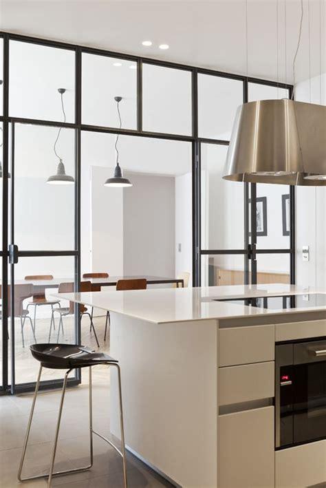 cuisine verriere une verrière dans la cuisine cocon de décoration le