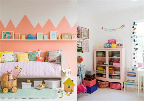 inspirations pour une chambre de petite fille joli place