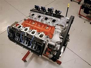 5 7l Hemi Engine Build