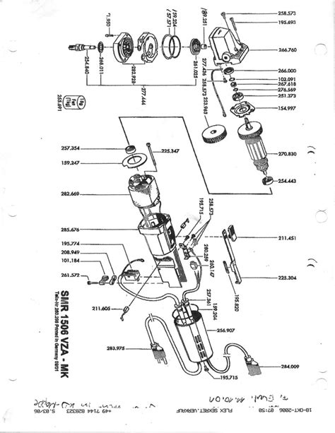 Mk 770 Tile Saw Manual by Parts For Smr1506vza Mk770 Newest Powerhouse Distributing