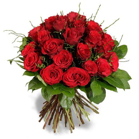 klassischer roter rosenstrauss blumenstraeusse