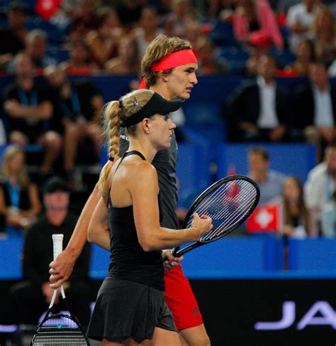 Atp & wta tennis players at tennis explorer offers profiles of the best tennis players and a database of men's and women's tennis players. ANGELIQUE KERBER at Hopman Cup Tennis in Perth 01/05/2019 ...