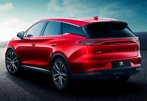 2018 BYD Tang 4.5S - specifications, photo, price ...