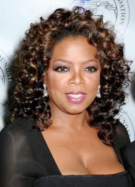 oprah winfrey wellknown celebrities