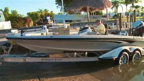 Saltwater Bass Boat by 2014 Ranger Z520c Intracoastal Saltwater Fishing Boat
