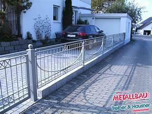 gartenzaun metall verzinkt ao04 hitoiro With französischer balkon mit gartenzäune und tore aus polen