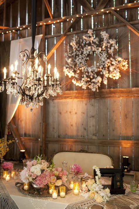 chandelier barn wedding chandelier decorations wedding trends