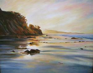 Paintings: Artwork » Oil Paintings » Shoreline Sunrise