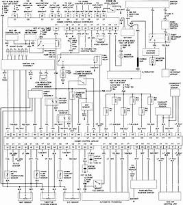 1993 Chevrolet Lumina Fuse Diagram
