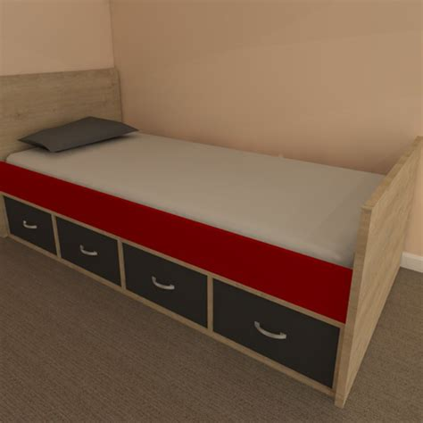 compact single beds luxury unique beds bespoke furniture for