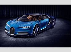 An exclusive indepth look at the new Bugatti Chiron by
