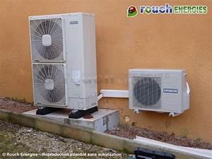 Chauffage Air Air : galerie photo de nos r alisations chauffage en ari ge ~ Melissatoandfro.com Idées de Décoration