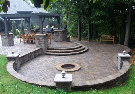 patios pergolas and pits stuart s landscaping