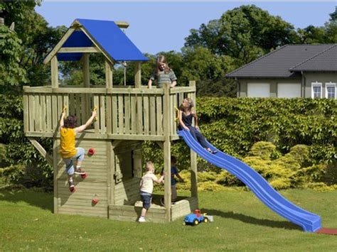 Leben Mit Kindern Spielgeraete Fuer Den Eigenen Garten by Spielger 228 Te System Garten Haus Garten