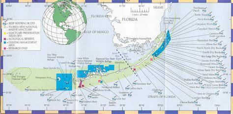 Charts and Maps Florida Keys - Florida Go Fishing