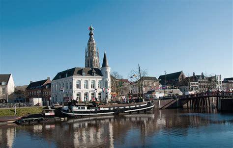 Stadsgezicht op Breda - Cityview at Breda (Netherlands ...