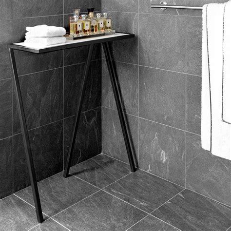 corian for sale tre console table black w white corian faktura design