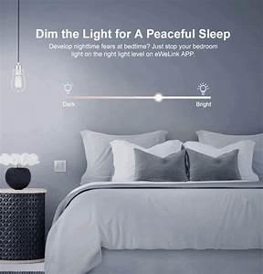 Sonoff U00ae D1 Smart Dimmer Switch Diy Smart Home Mini Switch