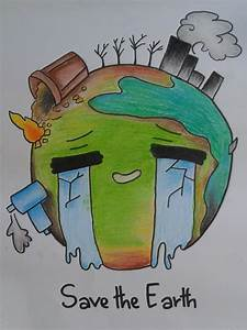 Save Earth Drawings Children | www.pixshark.com - Images ...