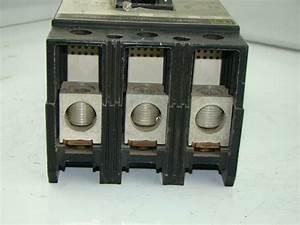 Square D 3 Pole Circuit Breaker 400 Amp Kal36100