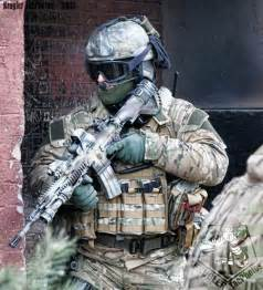 Operator Special Forces Soldier
