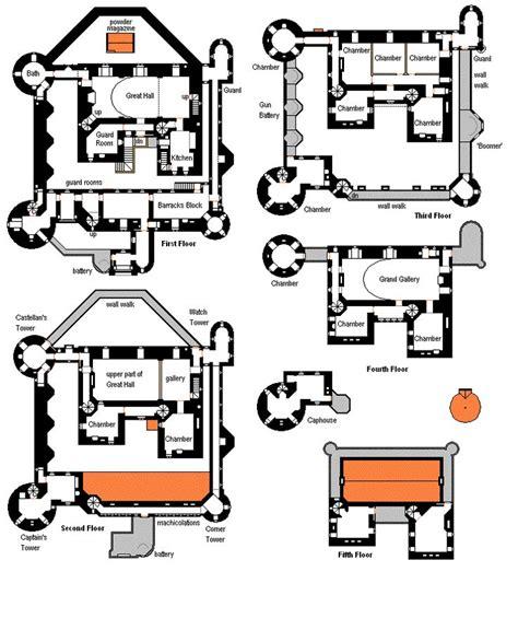 modern castle floor plans 49 best engineers inspiration images on