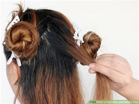 How To Curl Hair With Bobby Pins (with Pictures) Style Club Hair Colour 2 Natural Salons In South Africa Short Haircut Styles For Grey New Of Haircuts How To Make Your Curly Using Flat Iron Beach Waves With Thick Half Up Down Hairstyles Medium Straight Bangs And