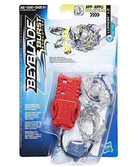 Find many great new & used options and get the best deals for hasbro e0956 beyblade burst evolution switch strike luinor l3 at the best online prices at ebay! Beyblade Burst Evolution Luinor L2 Original - $ 12.890 en Mercado Libre