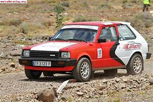 Toyota Starlet 1 6 Twin Cam Tras