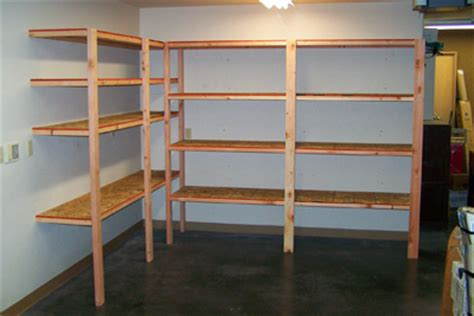 how to build shelves in my garage tips on how to build garage shelves location materials and the constructing process how to