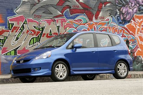 honda fit consumer guide auto