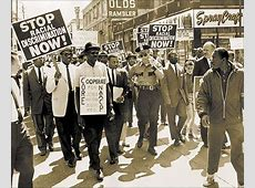 City made great strides during the civil rights movement