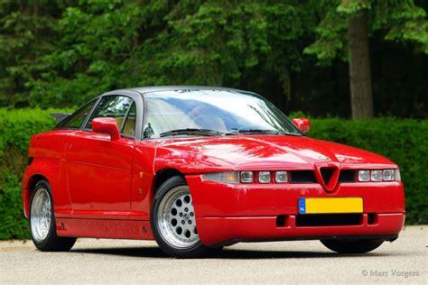 Alfa Romeo Sz 'zagato', 1990  Welcome To Classicargarage