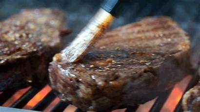 Meat Steak Grilled Grilling Gifs Photographers