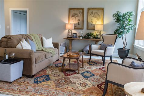 pick   size living room rug fair trade bunyaad