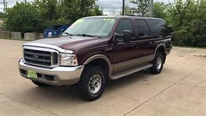 2000 Ford Excursion Limited V10 4x4 Gas - Sold