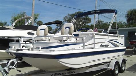 Deck Boat Fish And Ski by Hurricane Deckboat Boats For Sale