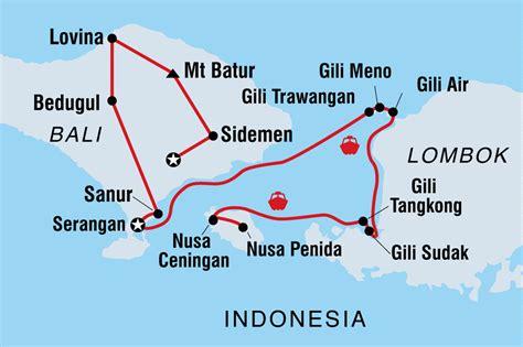 beautiful bali gili islands sailing adventure intrepid