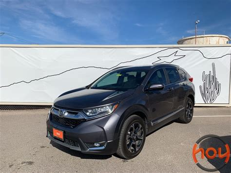 2017 Honda Cr V Touring Awd by Used 2017 Honda Cr V Touring Awd In El Paso Tx