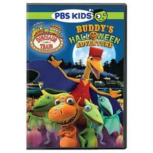 Dinosaur Train: Buddy's Halloween Adventure [DVD]