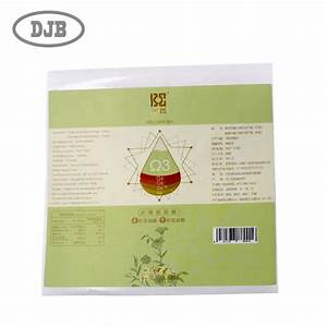 Wholesale Silk Screen Logo Stickers Vinyl Material Label