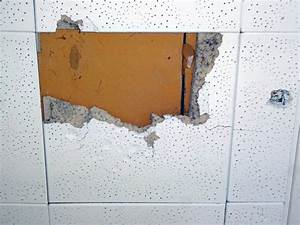 Popular asbestos ceiling tiles home lighting insight for How to cover asbestos floor tiles