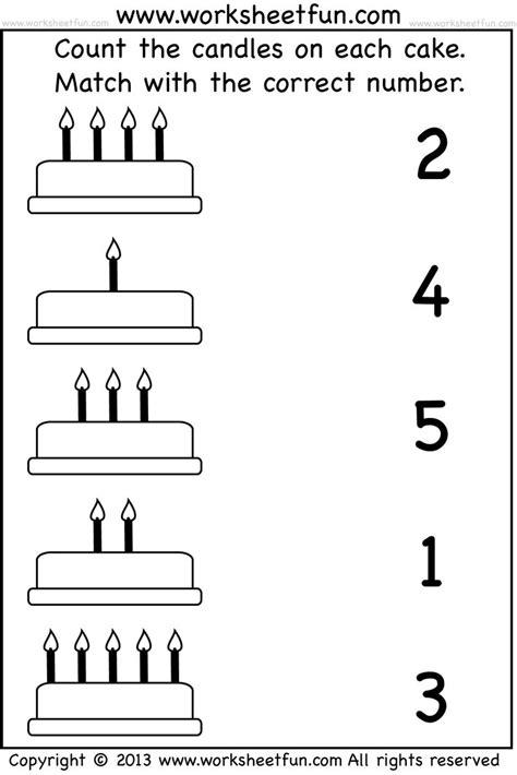 Number Recognition Worksheets For Kindergarten  Free Printables Worksheet